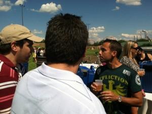 Howie Dorough Chats With Craig Clizbe And Matt Clizbe of Clizbeats.com