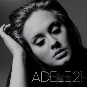 """Adele """"21"""" XL/Columbia Records"""