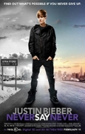 Justin Bieber: Never Say Never In Surge/MTV Films/Paramount Pictures