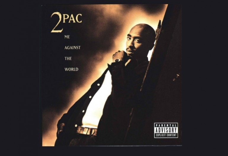 "2pac ""Me Against The World"" Interscope Records"