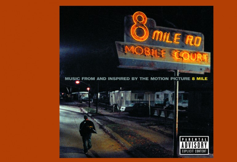 "Music From And Inspired By The Motion Picture ""8 Mile"" Shady/Interscope Records"