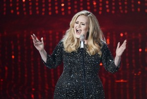 Adele At The 85th Annual Academy Awards