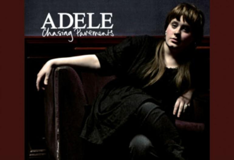 "Adele released ""Chasing Pavements"" as the second single from her debut album 19."