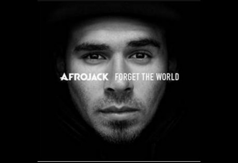 "Afrojack ""Forget The World"" Def Jam Records"