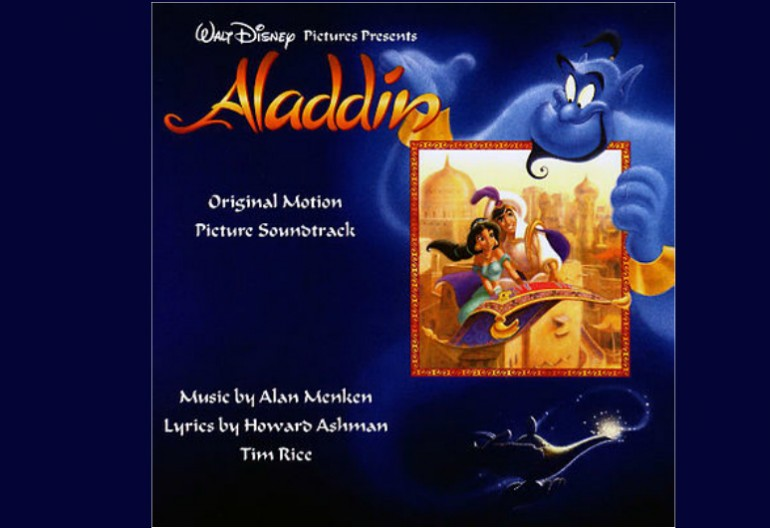 Aladdin Soundtrack Walt Disney Records