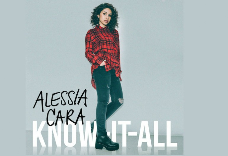 "Alessia Cara ""Know It All"" Def Jam Recordings"