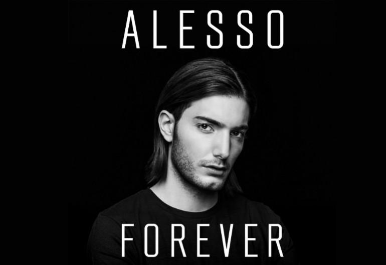 Alesso Forever Def Jam Rcords