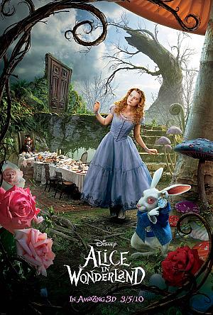 "Buena Vista/Walt Disney Records' ""Almost Alice"" Soundtrack to Disney's Alice In Wonderland from Walt Disney Pictures (2010)"