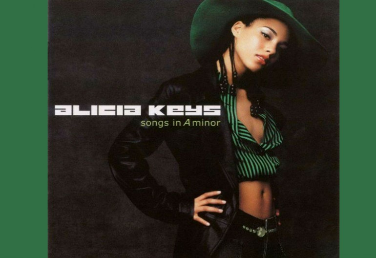 """Fallin'"" was the debut single off of Alicia Keys 2001 album Songs in A Minor."