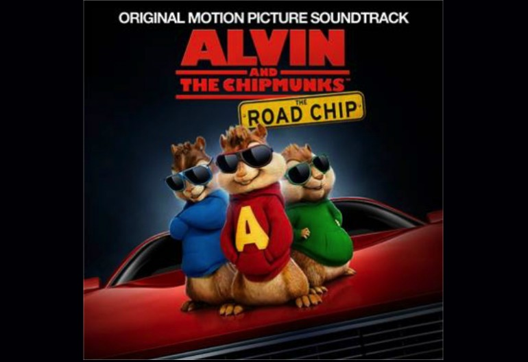 Alvin And The Chipmunks The Road Chip Soundtrack Republic Records