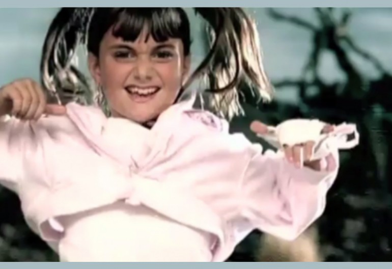 "Alyson Stoner In Missy Elliott's ""Work It"" Music Video"