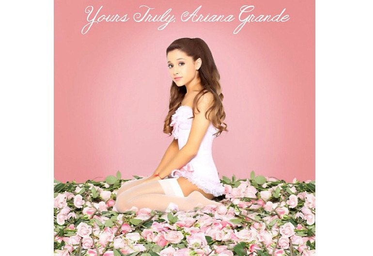 "Ariana-Grande ""Yours Truly"" Republic Records"