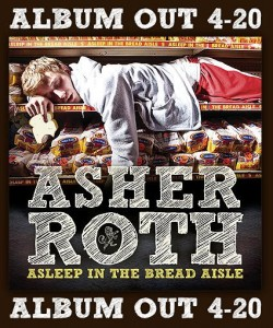 """Asher Roth Featuring Chester French """"As I Em"""" Apr 13, 2009"""