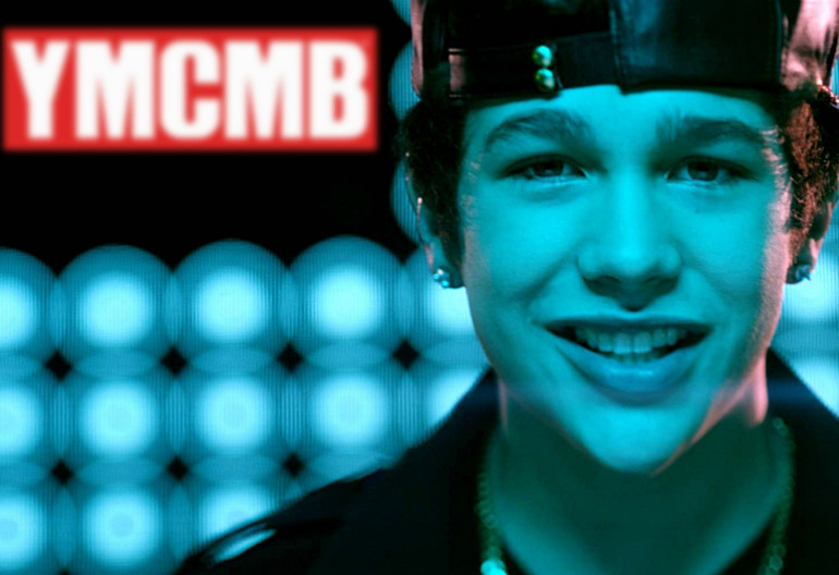 "Austin Mahone ""YMCMB Logo"""