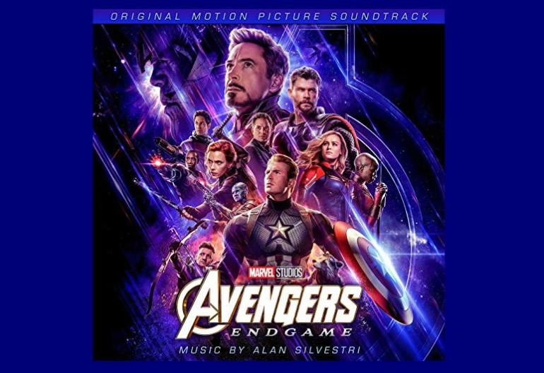 Avengers Endgame Soundtrack Marvel Music/Hollywood Records