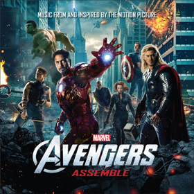 Avengers Assemble: Music From And Inspired By The Motion Picture Marvel Studios/Paramount Pictures/Marvel Music/Hollywood Records