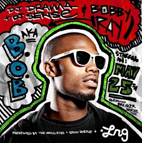 "Download The Free B.O,B. Mixtape ""May 25th"" Right here!"