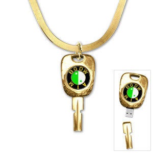 M.I.A.'s USB Necklace