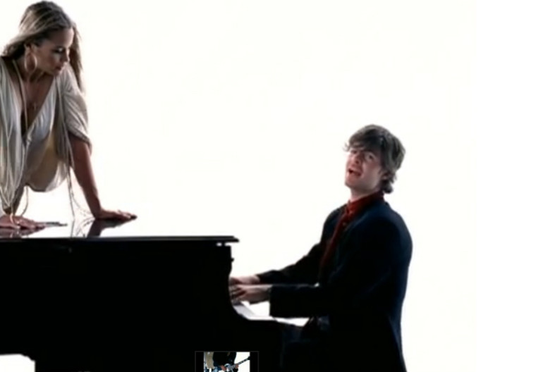 "Video Still From ""Brand New Jones"" Music Video"