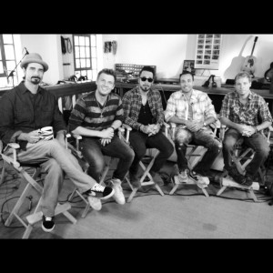 Backstreet Boys In London 2012