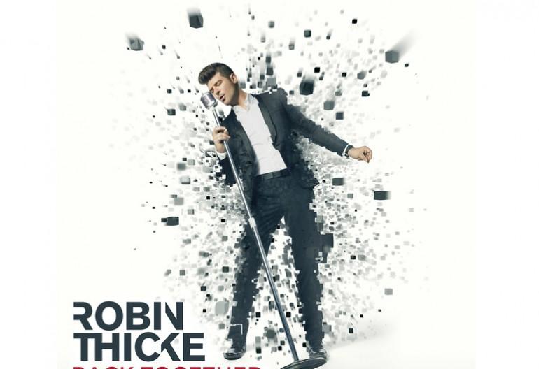"Robin Thicke F/ Nicki Minaj ""Back Together"" Star Trak/Interscope Records"