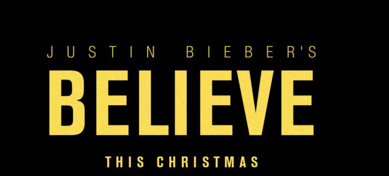 """Believe"" Movie Poster"