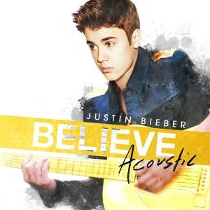 "Justin Bieber ""Believe Accoustic"" RBMG/Island Records/IDJMG"