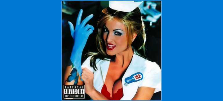 """Blink 182 """"Enema Of The State"""" MCA Records"""
