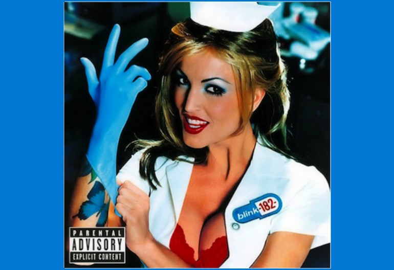 "Blink 182 ""Enema Of The State"" MCA Records"