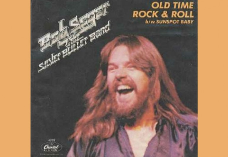 "Bob Seger released his classic rock song ""Old Time Rock and Roll"" in 1979."