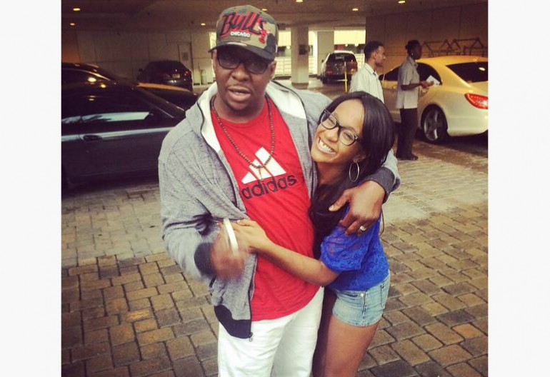 Bobby Brown  With Bobbi Kristina