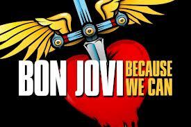 "Bon Jovi ""Because We Can"" Island Records/IDJMG"