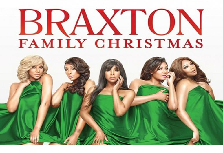 Braxton Family Christmas album via Def Jam Recordings