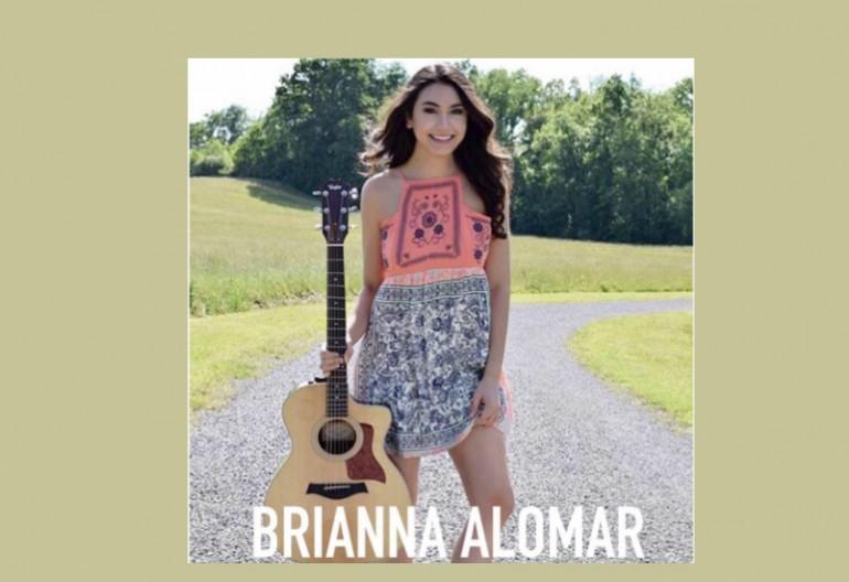 """Brianna Alomar """"Brianna Alomar"""" EP"""