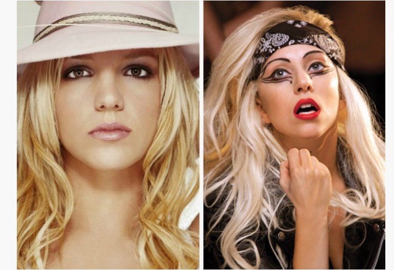 Britney Spears/Lady Gaga