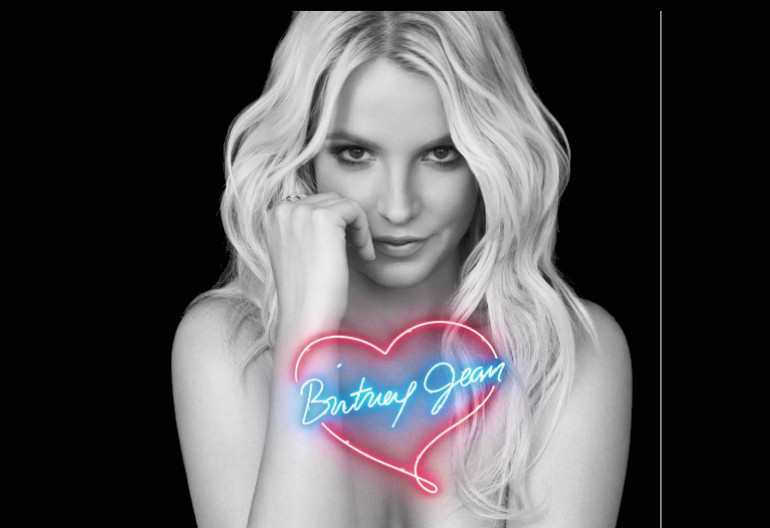 "Britney Spears ""Britney Jean"" Reign Dear/RCA Records"