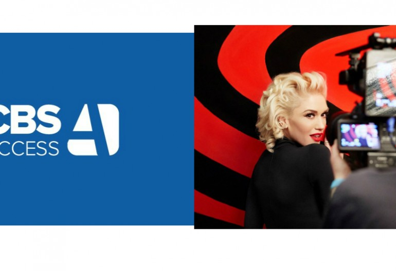 CBS All Access logo/Gwen Stefani