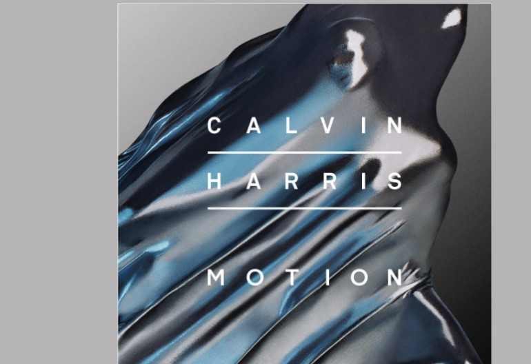 "Calvin Harris ""Motion"" Deconstruction/Fly Eye/Columbia Records"