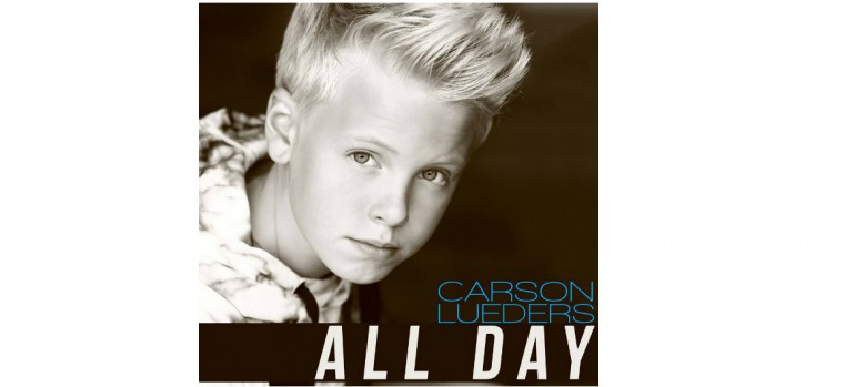"Carson Lueders ""All Day EP"""