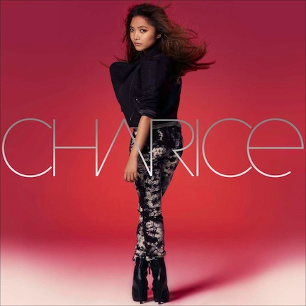 "Charice's American Debut album, ""Charice"" 143/Reprise Records"