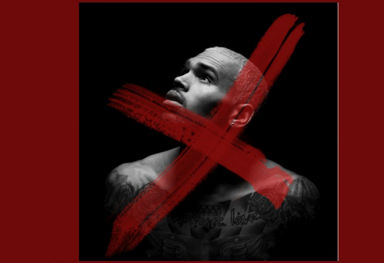 "Chris Brown ""X"" CBE/RCA Records"