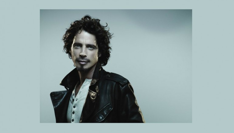 Chris Cornell (Photo Provided By His Official Facebook Page)