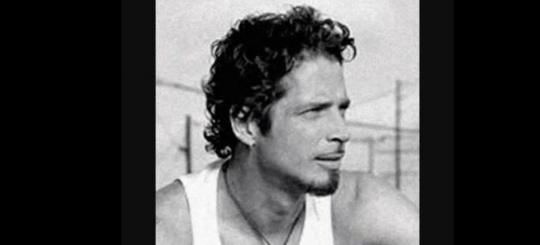 Chris Cornell Image via YouTube