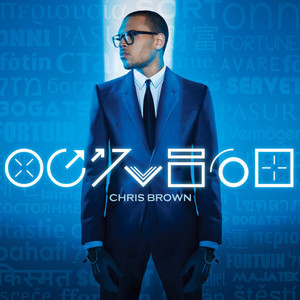 "Chris Brown ""Fortune"" RCA Records"