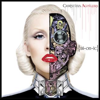 "Christina Aguilera ""Bionic"" RCA Records/RMG"