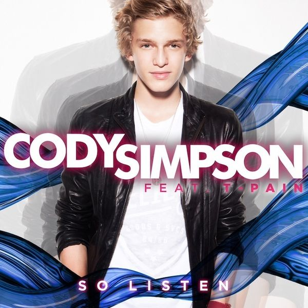 "Cody Simpson Featuring T-Pain ""So Listen"" Atlantic Records"