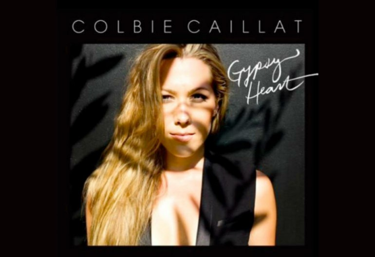 Colbie Caillat released her latest album Gypsy Heart earlier this week.