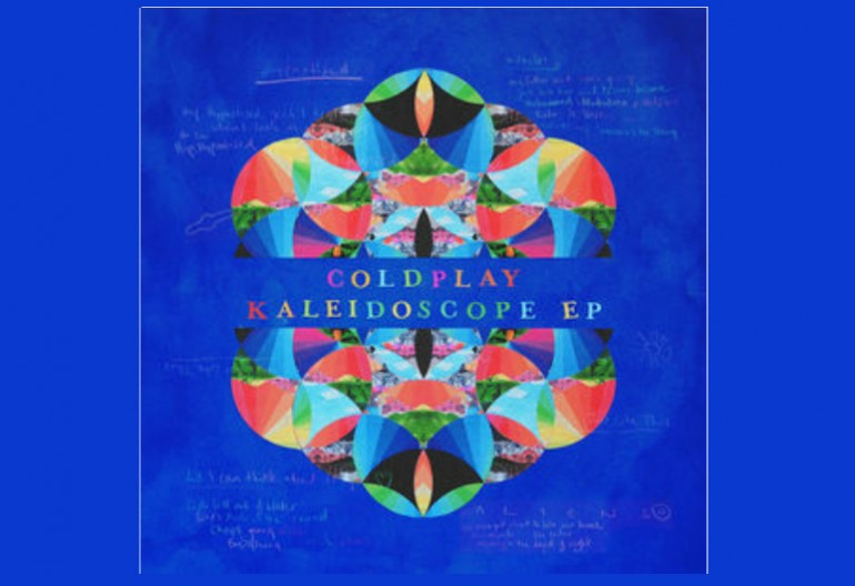 "Coldplay ""Kaleidoscope EP"" Parlophone/Atlantic Records"