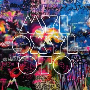 "Coldplay ""Mylo Xyloto"" Capitol Records/EMI"