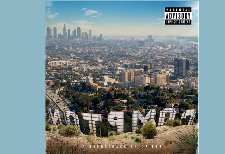 """Compton: A Soundtrack By Dr. Dre"" Aftermath/Interscope Records"